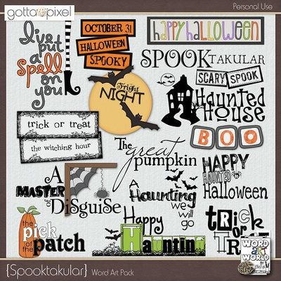 Spooktakular_word_art