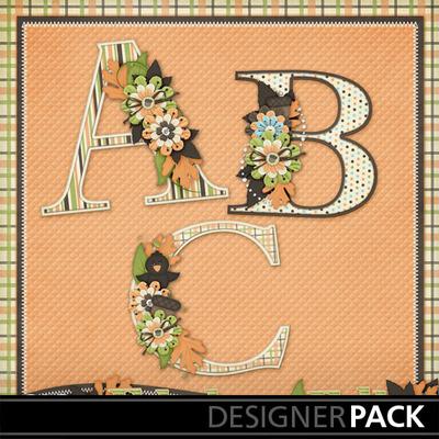Fabulous-fall-decorated-monograms-1