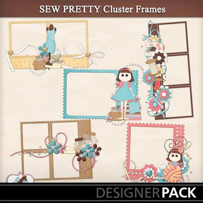 Sew_pretty_cluster_frames