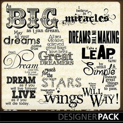 Dream_wordart