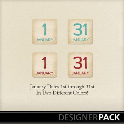 P2012-januaryjanuarydays