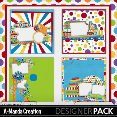Birthday_circus_quick_pages