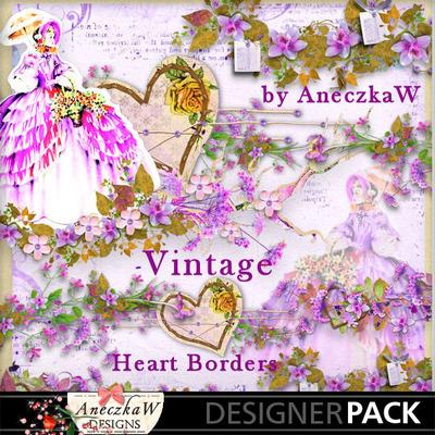 Vintage_heart_borders