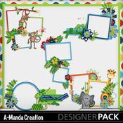 Jungle_adventures_cluster_frames_medium
