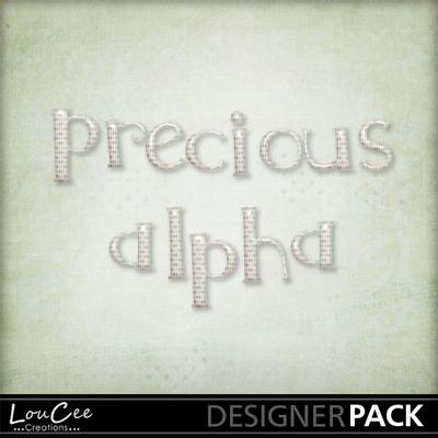 Loucee-preciousalpha
