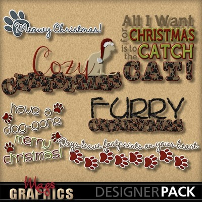 Santa-paws-claws_wordart