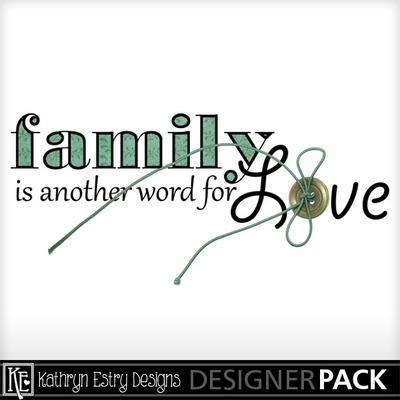 Lafamille_word_art_5