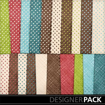 Polka-dot-frenzy-extra-papers