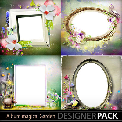 Album_magical_garden