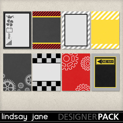 Inthefastlane_journalcards1
