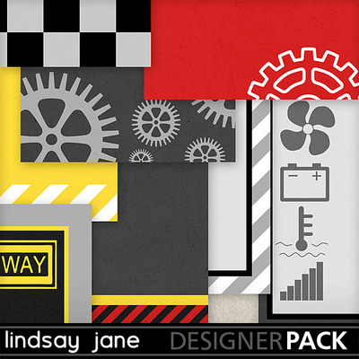 Inthefastlane_journalcards2