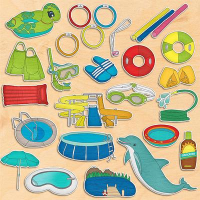 Slaf-stickers