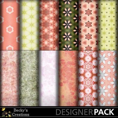 Peachflorapapers