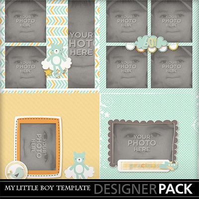 My_little_boy_template