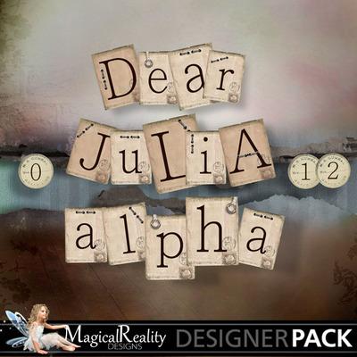Dearjulia-alpha