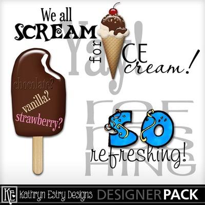 Icecreamsummerwordart05