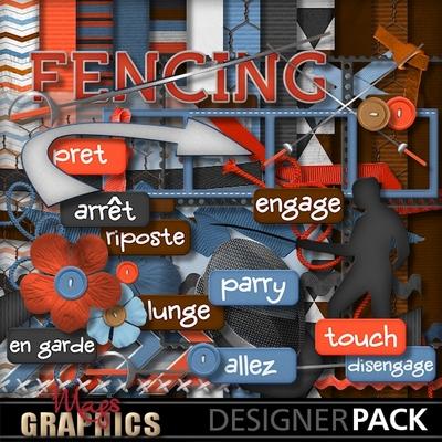 Fencing-kit
