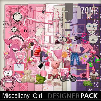 Miscellany-girlpv