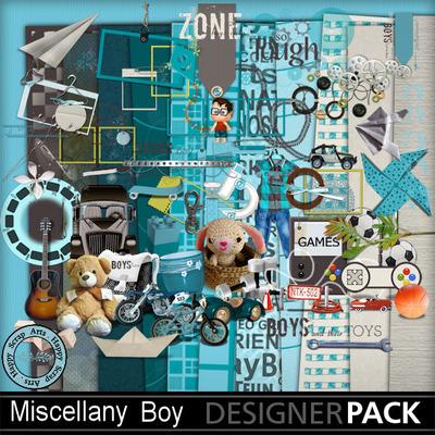 Miscellany-boypv