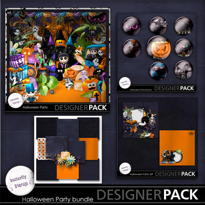 Butterflydsignhalloweenparty_pv_memo_bundle