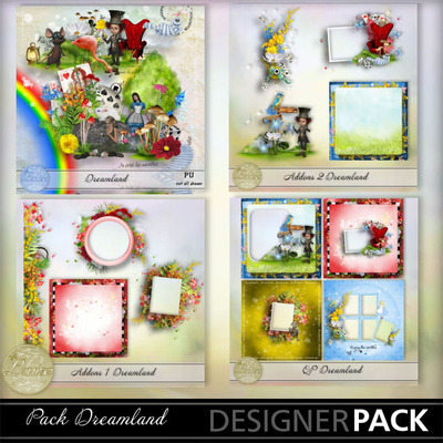 Louisel_pack_dreamland_pv