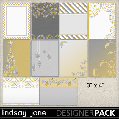 Golden_holiday_journal_cards_1