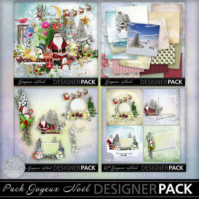 Louisel_pack_joyeuxnoel_preview