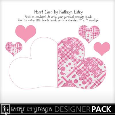Heartcard-pinkribbons