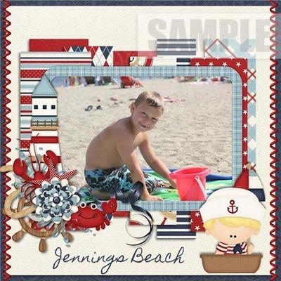 Jenningsbeach