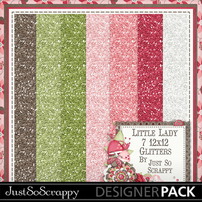 Little_lady_glitter_sheets