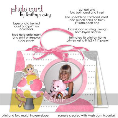 Photocardsample