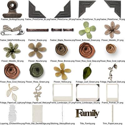 Ourfamilystorycontactsheet-elements
