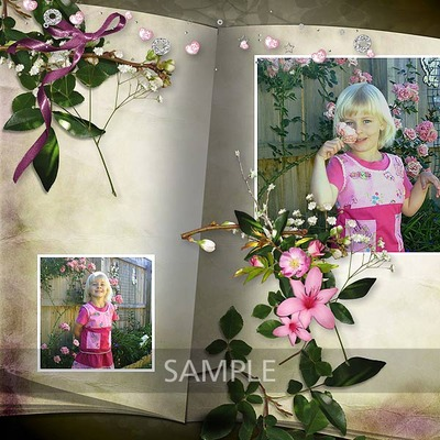 Pink-floral-album-1-008