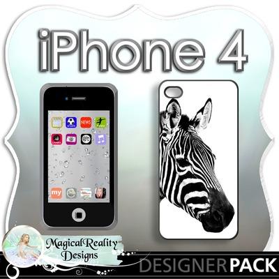 Iphone4-zebraprint