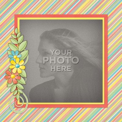 digital scrapbooking kits take a selfie template 1 linjane