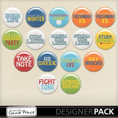 College Bound Flair Pack Fp