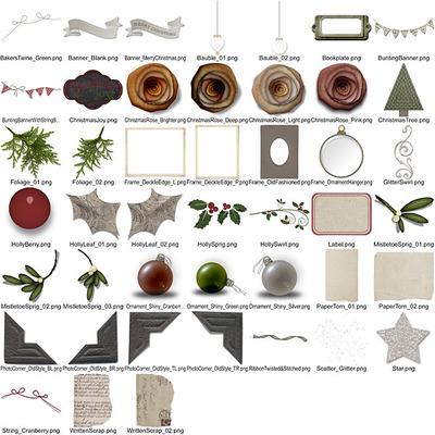 Merryberrychristmas_elements_cs