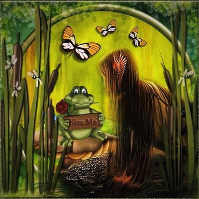 Froggiepondlisa