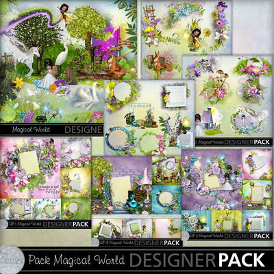 Louisel_pack_magicalworld_preview