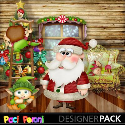 Santa_at_home