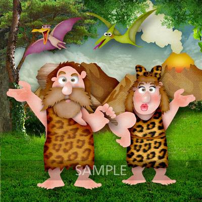 Caveman_couple2