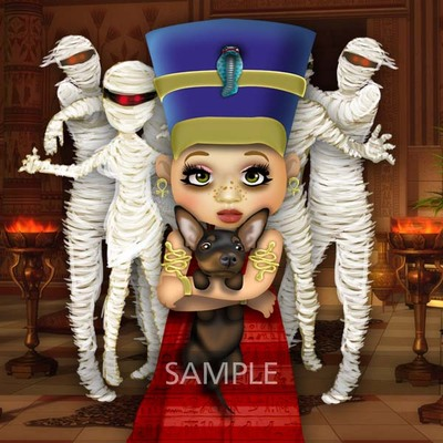 Cleo_and_the_mummies2