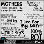 Our_three_sons_word_art_medium