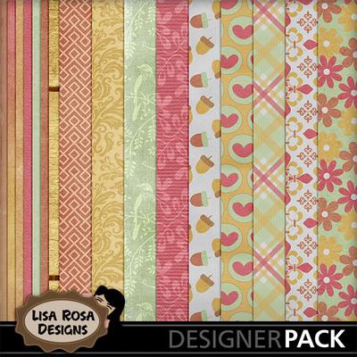 Lisarosadesigns_goingnuts_paper