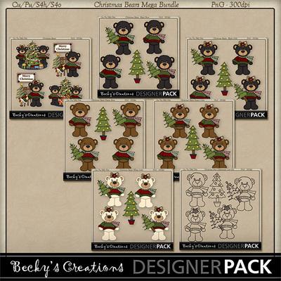 Christmas_bears_mega_bundle