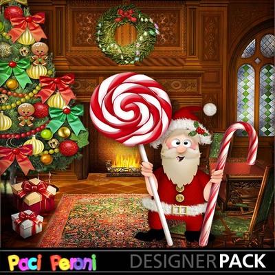 Santa_and_candies