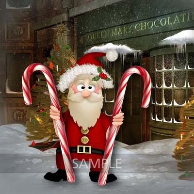Santa_and_candies4