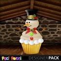 Snowman_cupcake_small