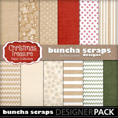 Christmastreasurepaperpack