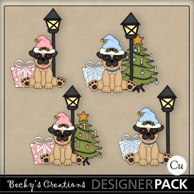 Christmas_pugs
